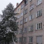 Первый случай гибели на пожаре в новом году произошел в Шостке (Видео)