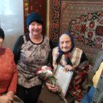 Жителька Шостки Надія Амельченко відзначила столітній ювілей