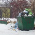 Чому у 32 мікрорайоні стоять переповнені сміттєві бакі ?(сюжет)