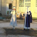 Святом Локотського мікрорайону завершився у нашому місті цикл новорічно-різдвяних заходів