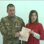 """Военнослужащий перед возвращением на фронт, воспользовался услугой """"Брак за сутки"""""""
