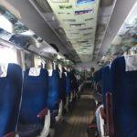 Новий потяг Шостка-Київ  дивує своїм внутрішнім інтер'єром (Фотофакт)