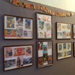 Відкрилася виставка ретро іграшок та листівок «Новорічні історії» (сюжет)