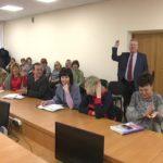 Міський голова розпочав першу апаратну нараду з обряду (відео)