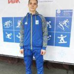Шосткинський спортсмен приймає участь Європейському юнацькому олімпійському фестивалі (фото)