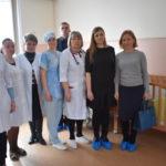 Волонтери «Фармак» спільно з Благодійним фондом «Фармак» закупили необхідні меблі дитячій лікарні у м. Шостці