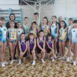7 шосткинських акробатів повернулось з медалями Всеукраїнського турніру