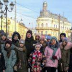 Народний фольклорний ансамбль «Любисток» привіз чергову нагороду