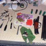 Полицейские задержали мужчину, который разыскивался за совершение разбойного нападения (+ сюжет)
