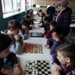 Гімназисти стали кращими у змаганні з шашок
