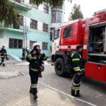 """У ЦЕВ """"Зірка"""" відбулася пожежа. Чи є жертви? (Фото+Відео)"""