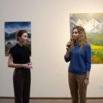 Мистецький вихор у місті продовжується. У Арт-центрі запрошують побачити надзвичайні полотна київської художниці (сюжет)