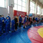 У спортивному залі «Рубін» пройшов зональний Чемпіонат України з греко-римської боротьби (сюжет)