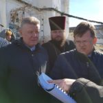 З робочим візитом на Шосткинщину завітава віце-прем'єр міністр України Павло Розенко (сюжет)
