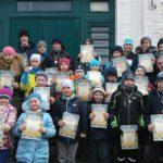 Шосткинські лижники вибороли п'ять призових місць на змаганнях у Кролевці