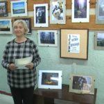 Юні фотографи разом зі зрілими фотоаматорами виставили свої світлини на виставці-конкурсі «Моя Україна»(Сюжет)