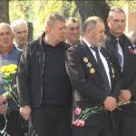 Шосткинці віддали шану ліквідаторам аварії на Чорнобильскій АЕС (Сюжет)