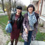 """Одна з учасниць Екоакції """"Моє дерево"""" показала новий дім молодих саджанців (Фото)"""