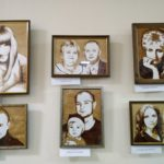 В Арт-центре открылась выставка с ароматом кофе