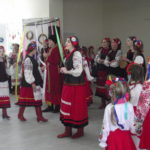 """На відкритті """"Писанкового розмаю"""" ансамбль """"Любисток"""" відтворив старовинне обрядове дійство (відео)"""