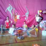 Сестри Єлизавета та Олександра Заяць вибороли золото і срібло у Відкритому чемпіонаті  з художньої гімнастики
