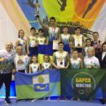Шосткинські акробати гідно виступили на міжнародному турнірі у Польщі