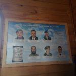У церкві Покрови Пресвятої Богородиці зробили стенд пам'яті загиблим на Сході землякам