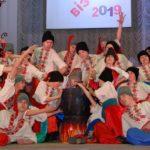 31 хореографічний колектив приїхали підкорювати ювілейний обласний конкурс народної хореографії «Поліські візерунки»