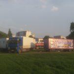 У Шостці приїжджі циркачі поламали багаторічний дуб (Фото)
