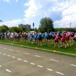На стадіоні «Барса» триває масштабне спортивне свято «Шостка спортивна – громада активна» (Фото)