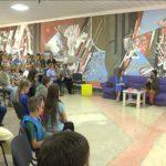 В Арт Центрі відкрилася персональна виставка всесвітньовідомого українського художника Б. Єгіазаряна (Відео)