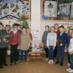 Година слави відбулася в шосткинській центральній дитячій бібліотеці.