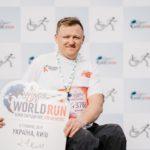Дмитрий Васильцов поставил рекорд трассы на 21 км во всемирном забеге