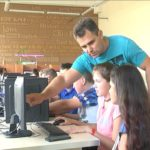 В ІТ центрі запрацювала «Літня Нешкола інформаційних технологій» (Відео)