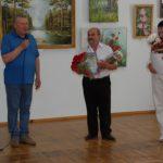 В Шосткинському музеї відкрилась виставка художників з Новгород-Сіверська (Фото)