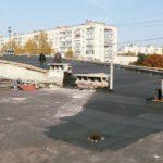 У місті продовжується капітальний ремонт покрівель (сюжет)