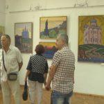 У Краєзнавчому музеї відкрилась виставка митця, що випередив час