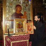 в Гамаліївському монастирі відбудеться Літургія на честь мироточивої Ікони Божої Матері «Всецариця»