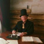 Шосткинський міський голова оригінально запросив містян на святкування 200-річчя з дня народження П. Куліша (Фото)