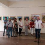 75 робіт представили учасники 20-го пленеру в Шосткинському Арт Центрі