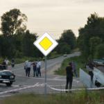 В Маково на перекрестке столкнулось два авто