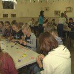 260 дітей упродовж тижня відвідували Льотну академію - табір денного перебування при церкві Воскресіння (сюжет)