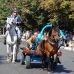 Шостку на День міста «відвідали» Скоропадський, Куліш та Кожедуб (фото)
