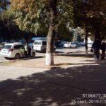 На пішохідному переході у центрі Шостки автомобіль збив літню жінку
