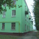 У Шостці з'явився ще один яскравий фасад – цього разу на вул.Короленко (сюжет)