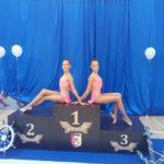 Шосткинські гімнастки з перемогами повернулись з Всеукраїнського турніру (сюжет)