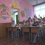 Ряди першої школи поповнились чотирма класами наймолодших учнів (сюжет)