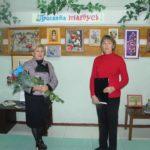 Свою першу персональну виставку шосткинська рукодільниця присвятила матусі