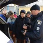 У Шостці школярі познайомились з роботою місцевої поліції
