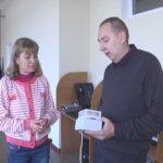 Шосткинські айтішніки розробили пристрій , який допомогає контролювати стан повітря  (сюжет)